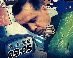 10 Kasım'da Erdoğan Manşeti!