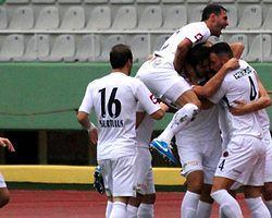 Gaizantepspor 2-3 Gençlerbirliği