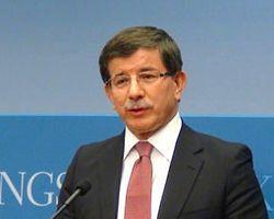 Davutoğlu Telefon Diplomasisi Yaptı