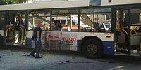Tel Aviv'de Otobüste Patlama: 17 Yaralı
