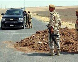 Peşmergeler Kerkük Yolunu Irak Ordusuna Kapattı