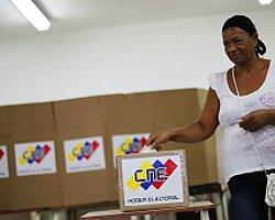 Chavez'in Partisinden Seçim Başarısı