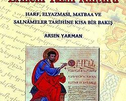 Ermeni Kültürünün 1600 Yıllık Birikimine Tanıklık Eden Kitap