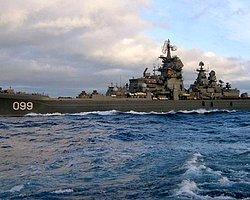 Rus Savaş Gemileri Akdeniz'e Yöneldi