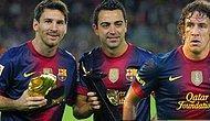 Barcelona'da Üçlü İmza