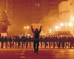 """""""İsyanın Fitilini Yoksulluk Ateşledi"""""""