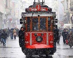 İstanbul'un Kar Raporu!