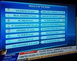 Galatasaray'ın Rakibi Schalke 04