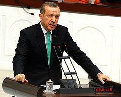 Erdoğan Tek Tek Tokalaştı