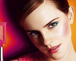 Emma Watson Lancome In Love'ın Yüzü