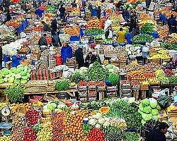 Kar Yağışı Hali de Vurdu: Domates, Salatalık Fiyatı Yüzde 100 Arttı