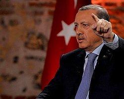 Erdoğan Odtü'yü Topa Tuttu