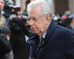 Monti İstifasını Sundu