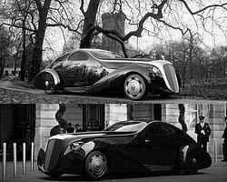 Türk Tasarımcıdan Rolls Royce