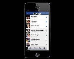 Facebook'un Yeni Mobil Uygulaması: Poke!