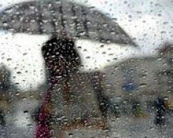 Antalya Ve Muğla İçin Şiddetli Yağış Uyarısı
