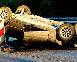 MHP'li Yöneticiler Trafik Kazası Geçirdi