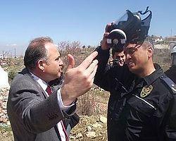 Polis Engelini CHP'li Vekil Aştı