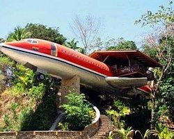 Uçaktan Ev Olmaz Demeyin