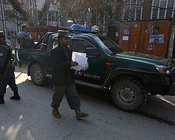 Afganistan'da Kadın Polis Nato Askerini Vurdu