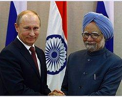 Putin'den Hindistan'a 2.9 Milyar Dolarlık Silah
