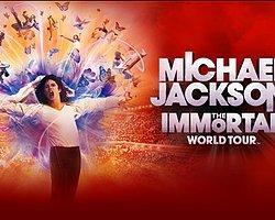 Michael Jackson efsanesi ve dünyanın en büyük gösteri topluluğu bir arada