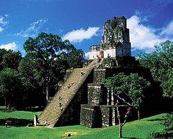 'Kıyamet' Guatemala'da Koptu