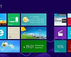 Windows 8'De Büyük Hayal Kırıklığı