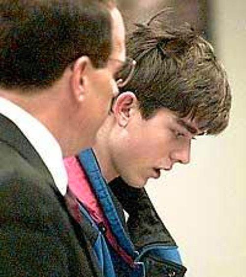 Jordan Brown, genç bir katil. Ömür boyu hapis