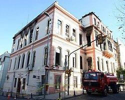 Tarihi Binada İkinci Yangın