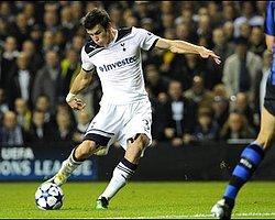 Tottenham'da Bale Şov Yaptı