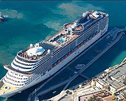 Kruvaziyer Gemileri, Yunanistan Yerine İzmir''Den Demir Almak İstiyor
