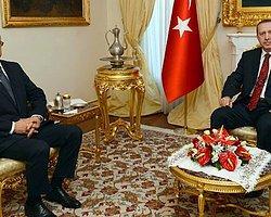 Başbakan, Odtü Rektörü Acar'ı Kabul Etti