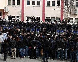 Muğla Üniversitesi'nde Gerginlik
