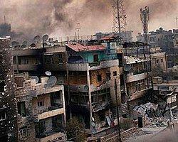 Halep'te 100 Ev Ve İşyeri Yağmalandı