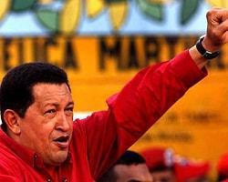 Chavez'in Sağlığı İçin Özel Ayin