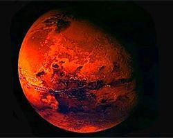 Mars'a Astronot Gönderme Planı İptal