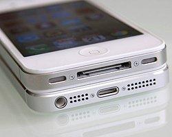 'Apple iPhone 6 ve iOS 7 Üzerinde Çalışıyor'