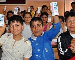 Okul Sütü İhalesi İptal Edildi
