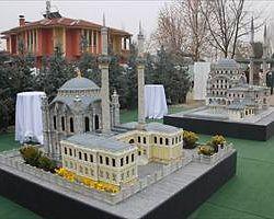 En Büyük Minyatür Parkı Konya'ya Yapılacak
