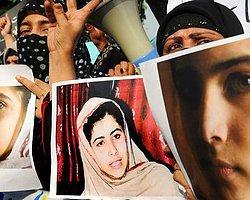 Taliban'ın vurduğu genç kız taburcu edildi