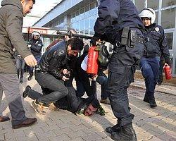 Yandaş Rektör  Üniversitede Terör Estirdi