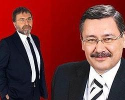Ahmet Hakan'a, Melih Gökçek'le Beyaz Tv'de Düello Teklifi!