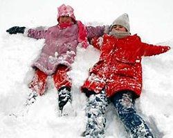 Okullarda Kar Tatili Olan İller