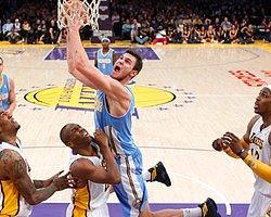 Lakers Evinde Kayıp