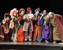 İbb Şehir Tiyatroları'nda Bu Hafta (9-13 Ocak 2013)