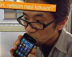 iPhone Ağzı Kokan Sahibini Uyaracak