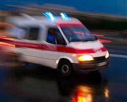 Gaziantep'te Minibüs Devrildi: 21 Yaralı