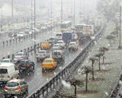 İstanbul'daki Kar Vali Mutlu'ya Yaradı!