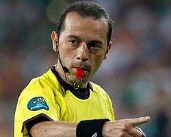 FIFA'dan Cüneyt Çakır'a Konuşma Yasağı!